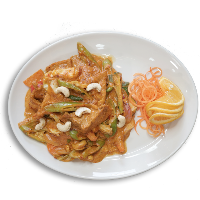 Tofu Korma (veg.)