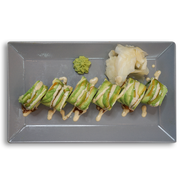 Veggie Beauty Roll (veg.)