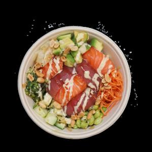 Mix Nigiri Bowl