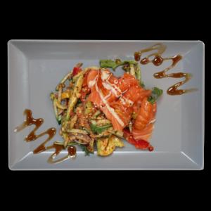 Special Sashimi Salat