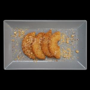 Gebackene Ananas