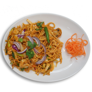 Chicken Noodle Masala