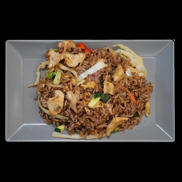 Chicken Reis Box